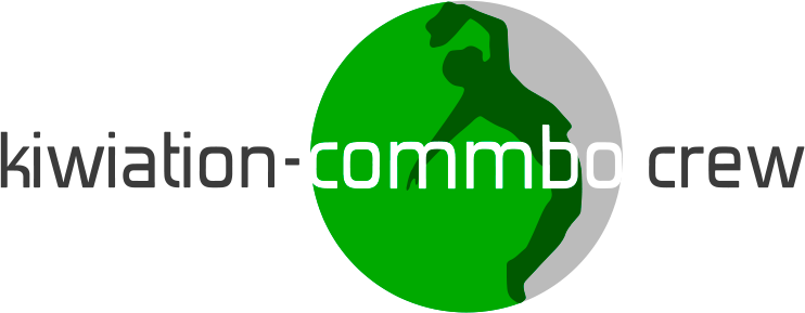 kiwiation-commbo crew Logo